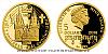 Zlatá mince Doba Jiřího z Poděbrad - Král dvojího lidu