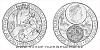 Stříbrná kilogramová mince Založení Univerzity Karlovy