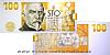100 Kč vzor 2019 - Budování československé měny