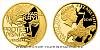 Zlatá mince Cesta za svobodou - Karel Kryl