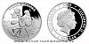Stříbrná mince Ferda a Beruška