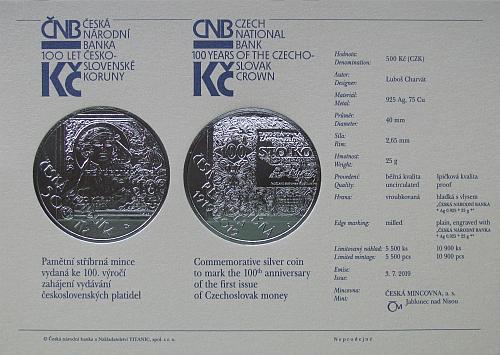 2019_500_Kc_Ceskoslovenske_platidla_Ag_certifikat