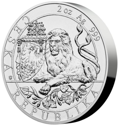 2019_5_NZD_Ag_Cesky_lev_2_Oz_standard_mince