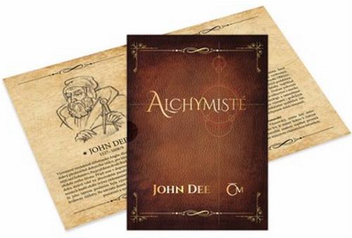 2019_5_NZD_Au_Alchymiste_John_Dee_nahled_popis