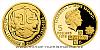 Zlatá mince Alchymisté - Michal Sendivoj ze Skorska