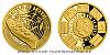 Zlatá mince Válečný rok 1944 - Bitva u Leyte
