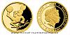 Zlatá mince Čtyřlístek - Pinďa