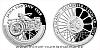 Stříbrná mince Na kolech - Motocykl Jawa