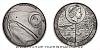Stříbrná mince Zvířecí rekordmani - Pralesnička strašná