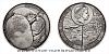 Stříbrná mince Zvířecí rekordmani - Vážka