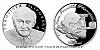 Stříbrná medaile Hvězdy stříbrného plátna - František Filipovský