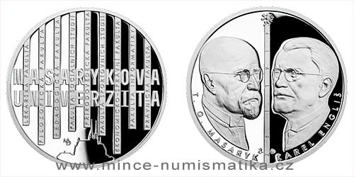Stříbrná medaile Příběhy naší historie - Masarykova univerzita Brno