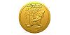 Zlatá mince Čtyřlístek - Myšpulín