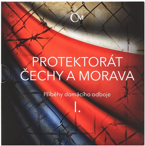 2019_Au_Protektorat_Cechy_a_Morava_odboj_I._blistr_1