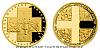 Zlatá půluncová medaile Založení Československého červeného kříže