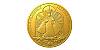 Zlatá investiční mince Pražské jezulátko