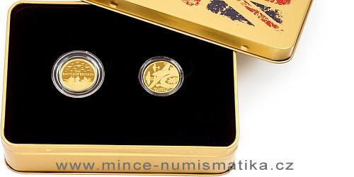 Sada dvou zlatých mincí - Bitva o Británii