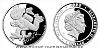 Stříbrná mince Čtyřlístek - Bobík