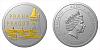 Stříbrná mince Karlův most