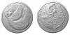 Stříbrná mince Zvířecí rekordmani - Lenochod