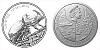 Stříbrná mince Zvířecí rekordmani - Nosorožík