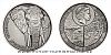 Stříbrná mince Zvířecí rekordmani - Slon africký