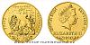 Zlatá 1/2 Oz investiční mince Český lev 2020
