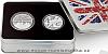 Sada dvou stříbrných mincí - Bitva o Británii