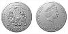Stříbrná uncová investiční mince Český lev 2020