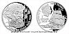 Stříbrná mince Na vlnách - Vasco da Gama