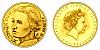 Zlatá uncová mince Osudové ženy - Božena Němcová