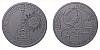 Platinová uncová mince UNESCO - Sloup Nejsvětější trojice v Olomouci