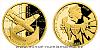 Zlatá mince Válečný rok 1940 - Bitva o Británii