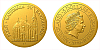 Zlatá mince Plzeň - Katedrála sv. Bartoloměje