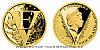 Zlatá mince Konec 2. světové války v Evropě