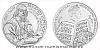 Stříbrná kilogramová mince J. A. Komenský