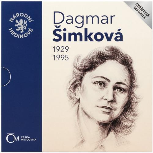2020_Ag_medaile_Narodni_hrdinove-Dagmar_Simkova_blistr_1