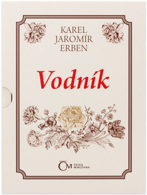 2020_Au_dukat_K.J.Erben_Kytice-Vodnik_bk_obal_1