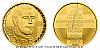 Zlatý dukát Národní hrdinové - Josef Toufar