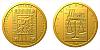 Zlatá půluncová medaile Československá ústava a Ústavní soud