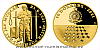 Zlatá mince Staroměstská exekuce - Kat Mydlář