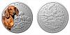 Stříbrná mince Psí plemena - Jezevčík