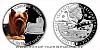 Stříbrná mince Psí plemena - Jorkšírský teriér