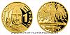 Zlatý 1-dukát sv. Václava se zlatým certifikátem 2021