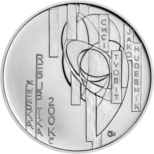 2021_200_Kc_Frantisek_Kupka_mince_bk_avers