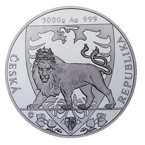 2021_240_NZD_Ag_Cesky_lev_s_hologramem_nahled_mince