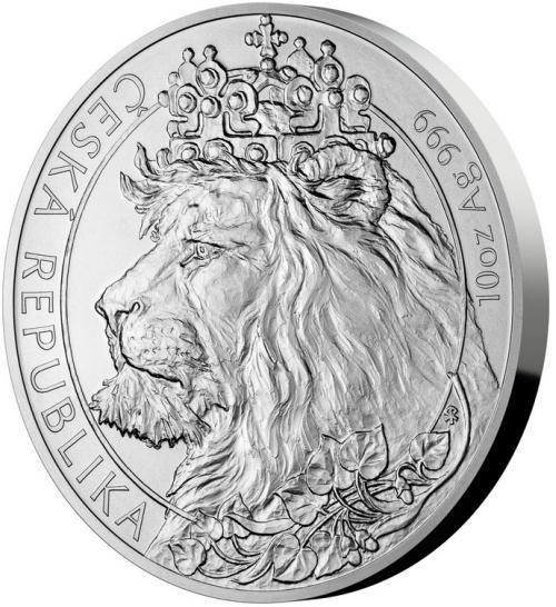 2021_25_NZD_Ag_Cesky_lev_10_Oz_standard_mince