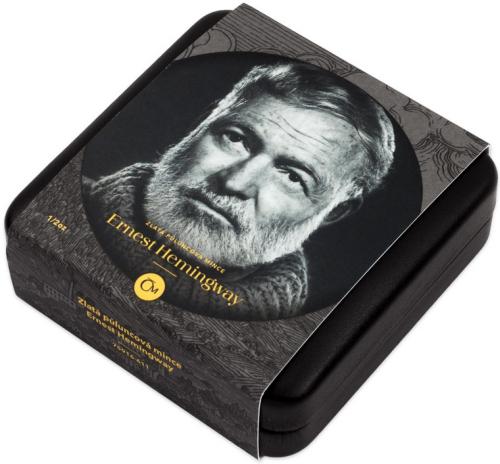 2021_25_NZD_Au_Ernest_Hemingway_proof_etue