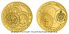 Zlatá uncová investiční mince Tolar - Česká republika 2021