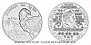 Stříbrná dvouuncová investiční mince Orel 2021